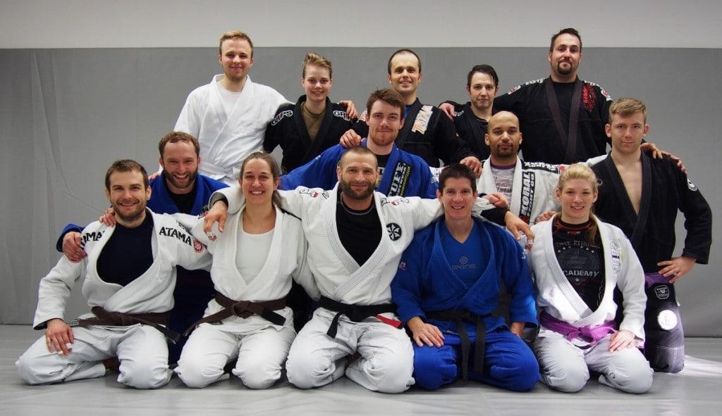 Judo workshop