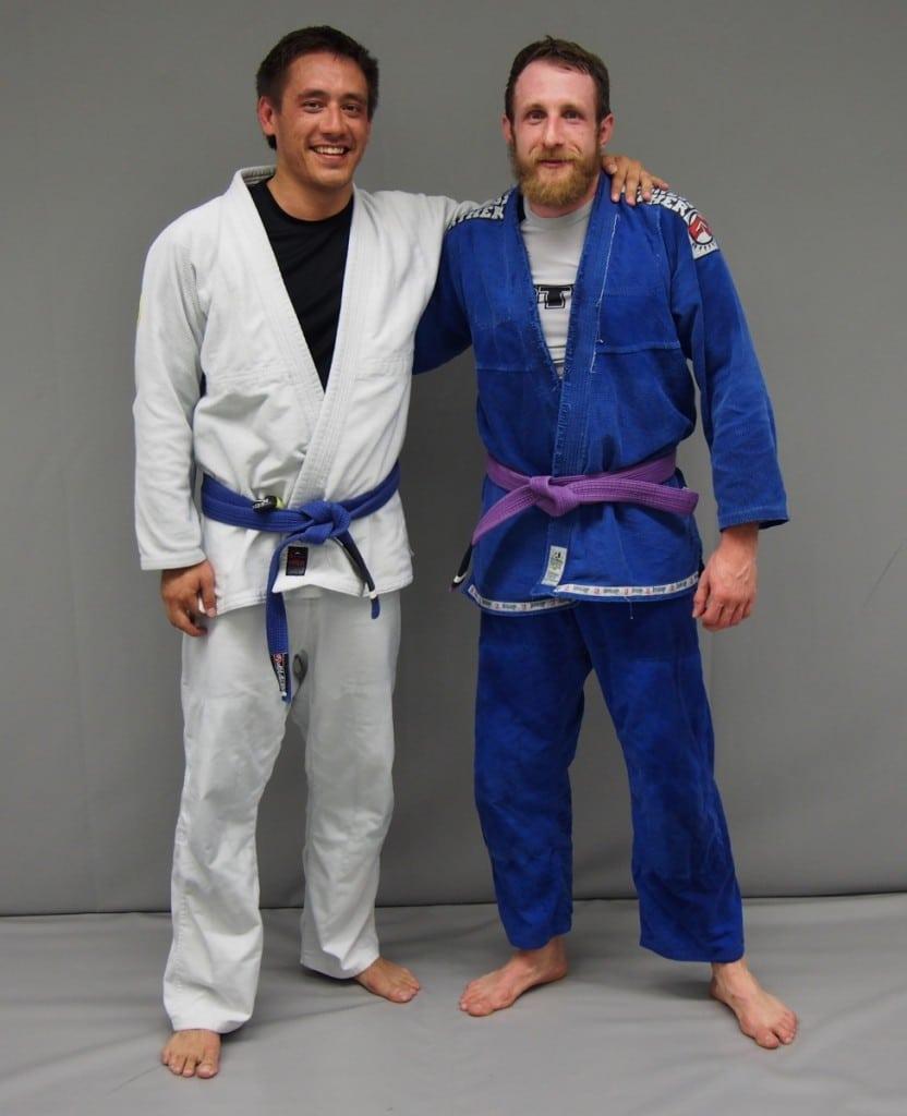 Streifen Brazilian Jiu Jitsu