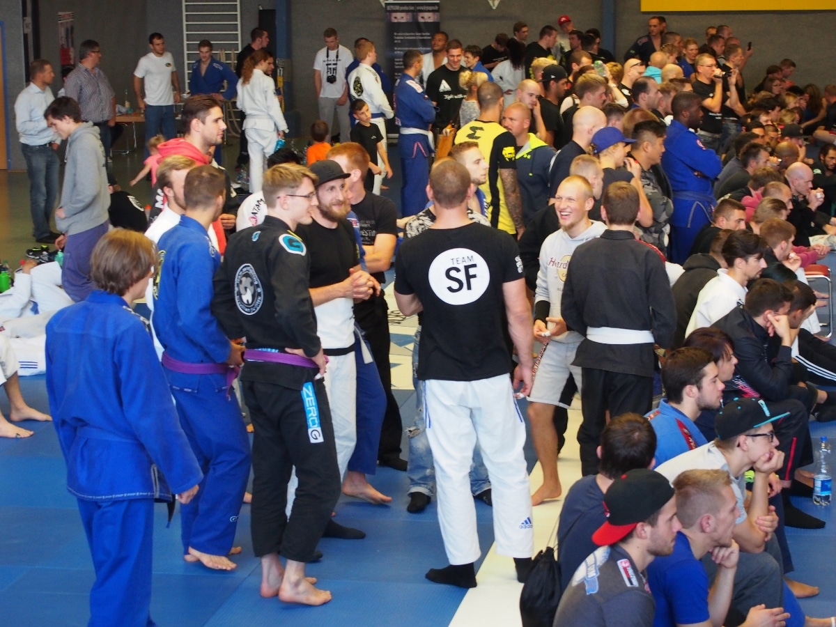 Mixed Martial Arts Academy Munich Adidas Bjj Open 2014