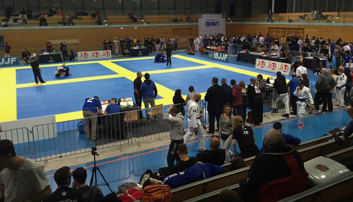 Mixed Martial Arts Academy Munich Munich Winter Open 2015