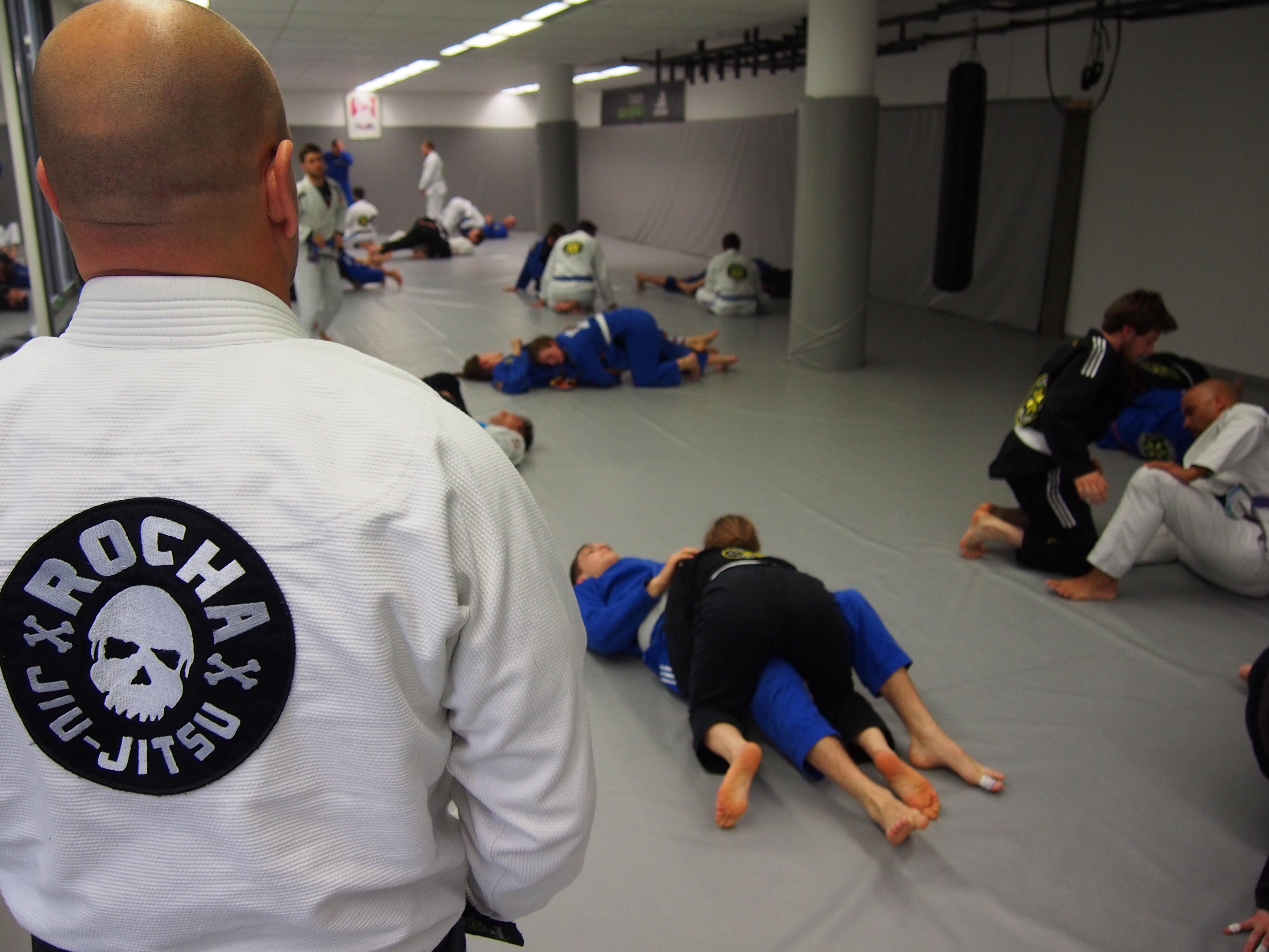 Brazilian Jiu Jitsu Munich