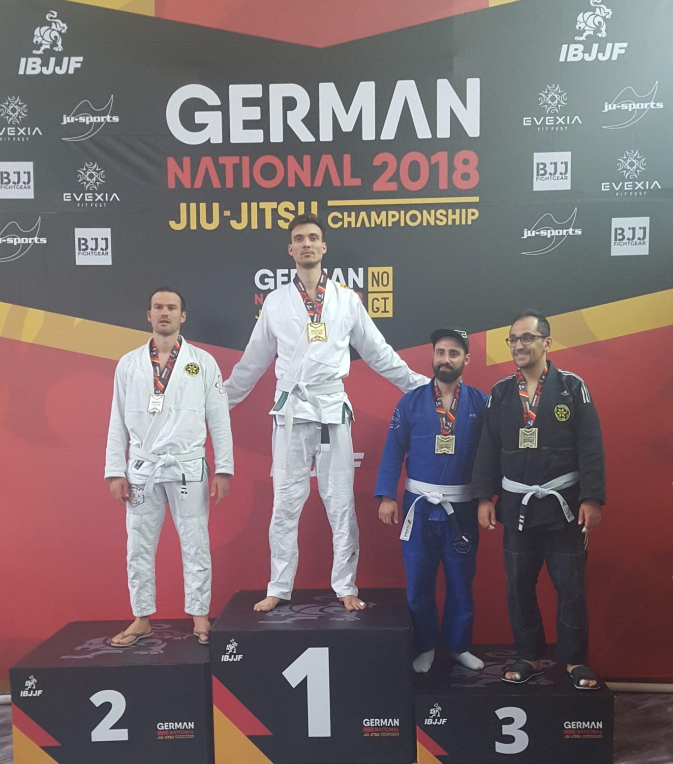 Mixed Martial Arts Academy Munich   German Nationals BJJ