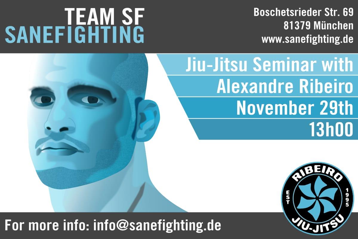 Xande seminar bjj münchen